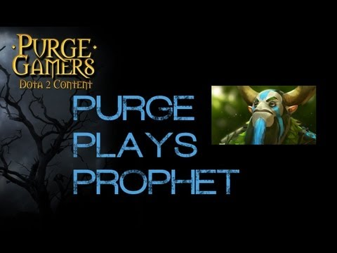 Dota 2 Purge plays Nature's Prophet