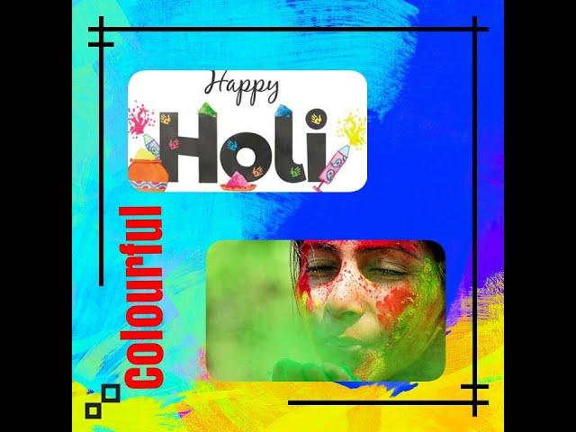 #Holi Wishes     #Holi whatsapp Status Video 2020    #Holi Latest Status 💉💉💉