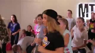 Группа Dancehall 10-14 лет - MTI Dance School