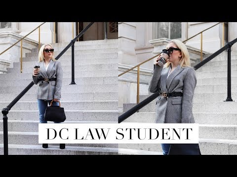 A WEEK IN THE LIFE OF A STUDENT FOLLOWING HER DREAMS | DC Diaries #17