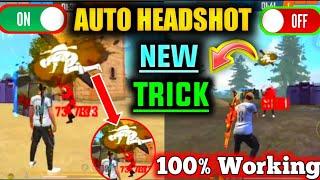 [M1887 + M1014] Auto Headshot New Trick Ft.Raistar    One Tap Headshot Trick Freefire 🥵😱