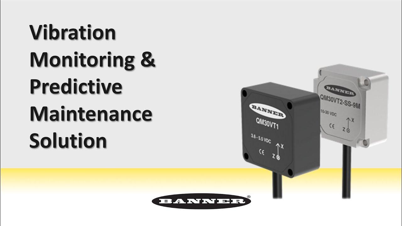 Vibration Monitoring Predictive Maintenance Solution