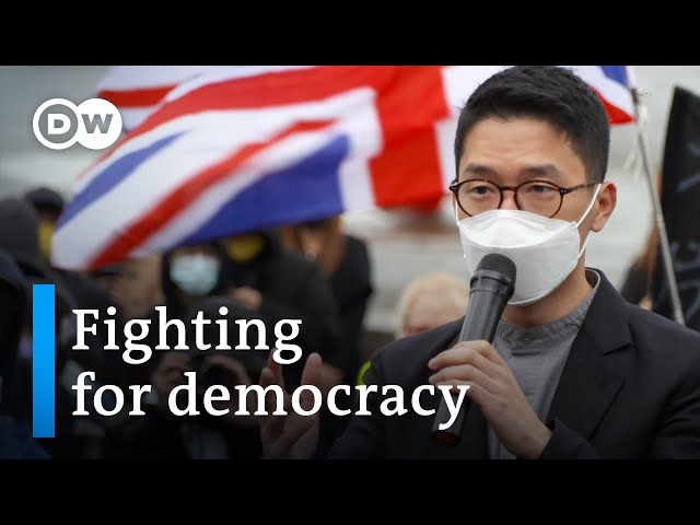 Escape from Hong Kong to Britain – a life in exile   DW Documentary