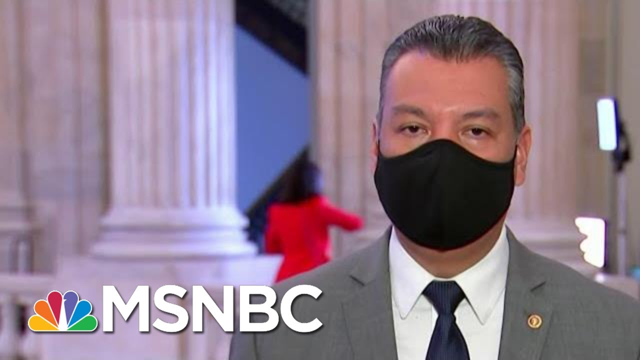 Sen. Padilla: Covid Response Is Top Priority As New Senator | Morning Joe | MSNBC
