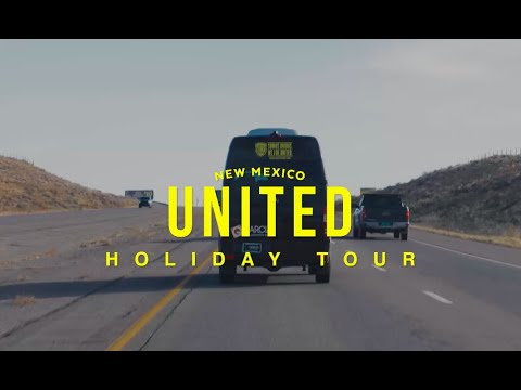 New Mexico United Holiday Tour