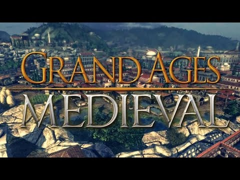 GRAND AGES MEDIEVAL ¡¡NUEVOS COMIENZOS:AFRICA!! Gameplay Español