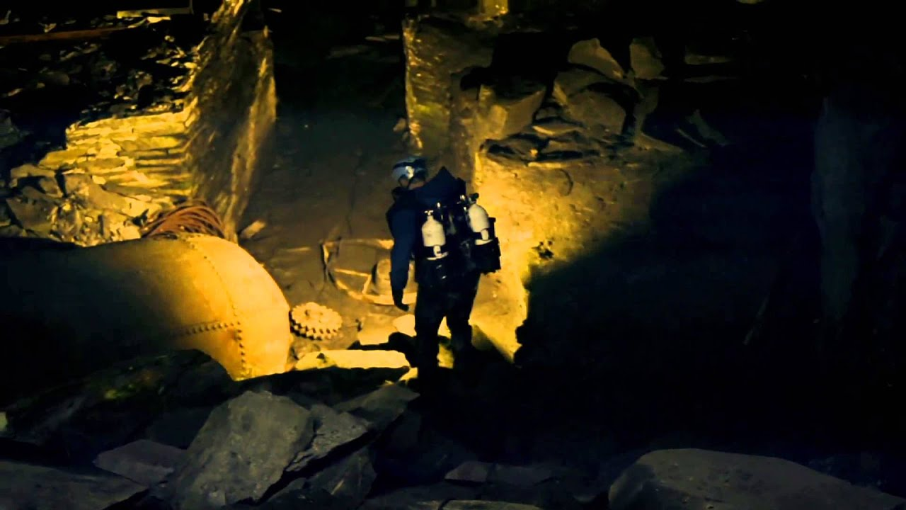 Solo Cave Diving One Of The Last Unexplored Places In The