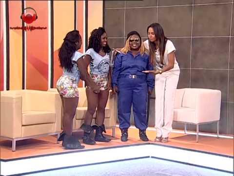 PROMO MADE IN ANGOLA NOVA   TV Zimbo  