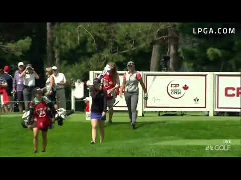 Brooke Henderson Third Round Highlights - 2017 CP Women's Open