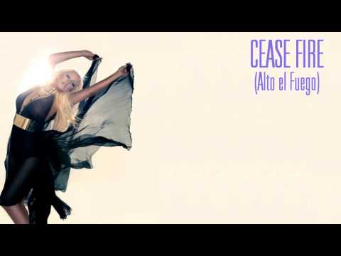 Christina Aguilera - Cease Fire (Subtitulos en Español)