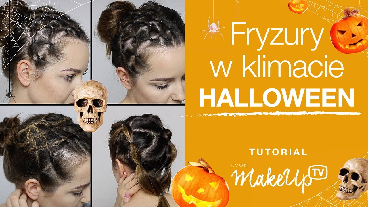 Fryzury W Klimacie Halloween Milena