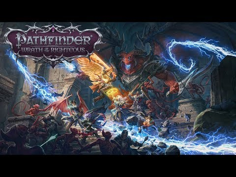 Pathfinder: Wrath of The Righteous CRPG