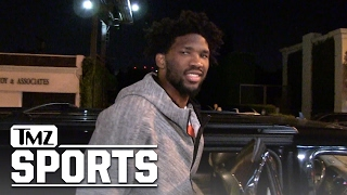 Nba's joel embiid rookie of the year? i like my chances! | tmz sports