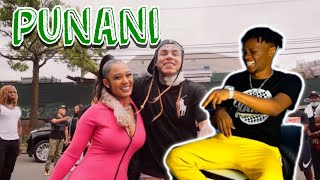 "6IX9INE - PUNANI [OFFICIAL VIDEO] ""REACTION"""