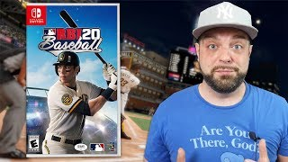 RBI Baseball 20 for Nintendo Switch REVIEW - Home Run or Strikeout?