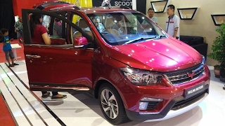 In Depth Tour Wuling Confero S 1.5L (High) - Indonesia