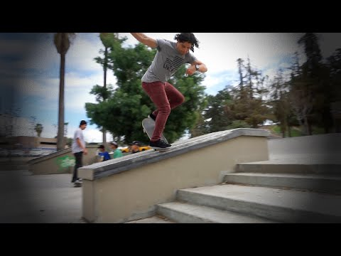 February Skating Around California | Nick Dompierre