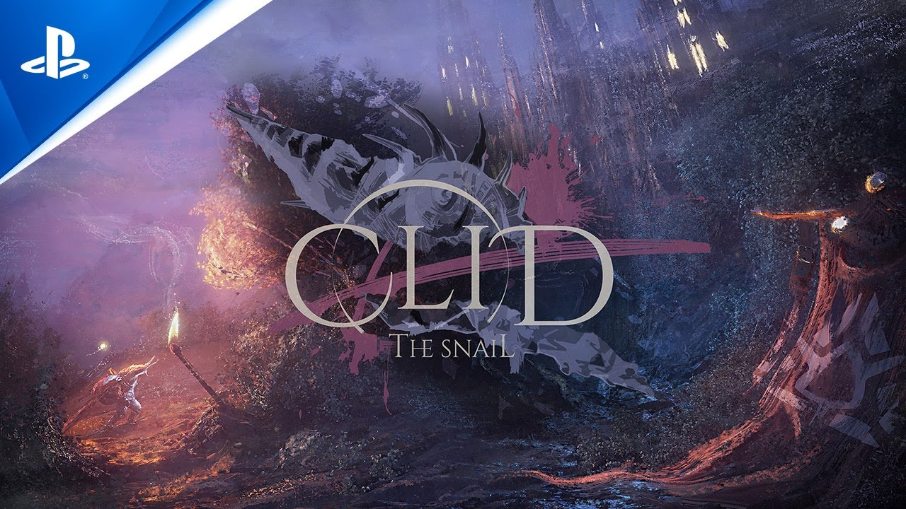 Clid the Snail - Release Announcement | PS5, PS4