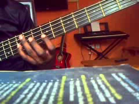 Download Bass guitar makossa lesson
