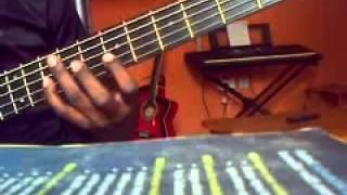 Bass guitar makossa lesson