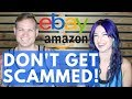 Don't get SCAMMED! - eBay & Amazon NEGATIVE Feedback Removal - RALLI ROOTS
