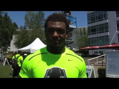 Andrew Brown - NIKE The Opening 2013