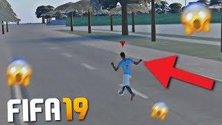 PLAYING FREE ROAM ON FIFA 19!