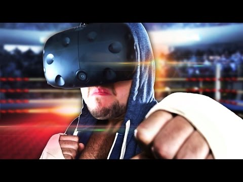 ONE PUNCH MAN | Thrill Of The Fight (HTC Vive Virtual Reality)