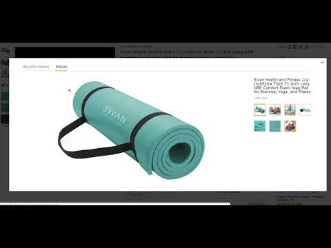 Yoga Mat Buyer's Guide -Yoga Mats On the Market 2018