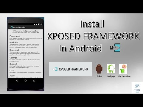 Install Xposed Framework On Android Running Kitkat, Lollipop