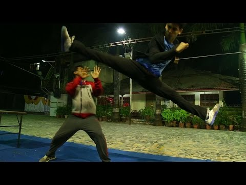 Prateek parmar Born to Fight | Martial...