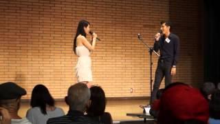 ブリッジ夏祭り/Singing Contest(松田聖子&クリスハート 夢が覚めて)