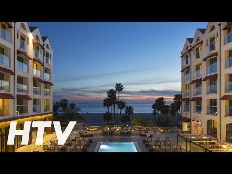 Loews Santa Monica Beach Hotel en Los Angeles