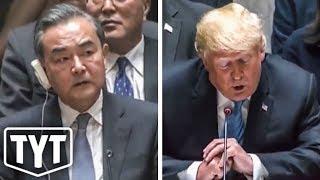 China's HILARIOUS Reaction To Trump