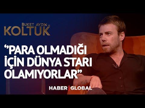 Murat Dalkılıç: Türkiye'de Dünya Starı Olmayı Kaçıran Çok Şarkıcı Var   Buket Ay