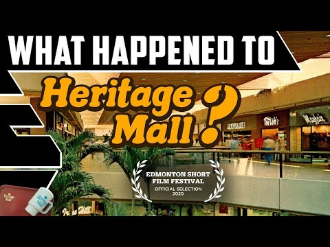 What Happened To Heritage Mall?   - Best Edmonton Dead Mall