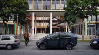 Sion - An Electric Car for Everyone | Sono Motors