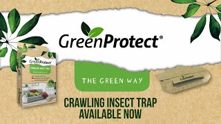 Green Protect Crawling Insect Trap