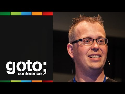 GOTO 2016 • Scaling IoT • Freek van Gool & Michiel Fokke