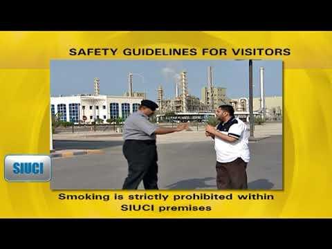 Sohar International Urea & Chemical Industries - Visitor Safety Film
