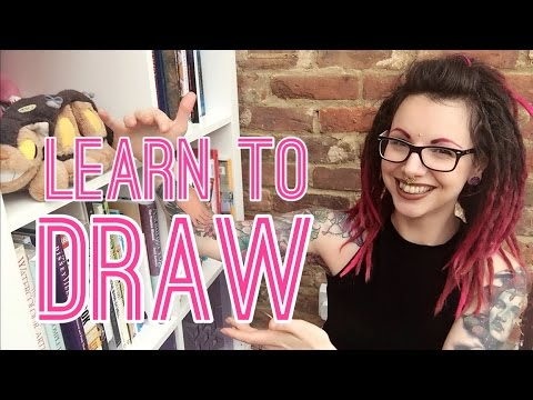 HOW I LEARNT TO DRAW. Ask a Tattoo Artist