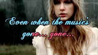 Bài hát Safe and Sound Karaoke của Taylor Swift