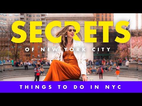 Secret Spots In NYC | Hidden Restaurants, Bars, Passageways, And More