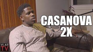 Casanova 2X on Past Beef with Tekashi 6ix9ine, Tekashi Snitching, Sara Molina Interview