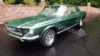 1967 Ford Mustang T5 EXPORT for sale Old Town Automobile in Maryland