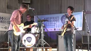We The Radio live at Bendigo Blues and Roots Family Day March 2014