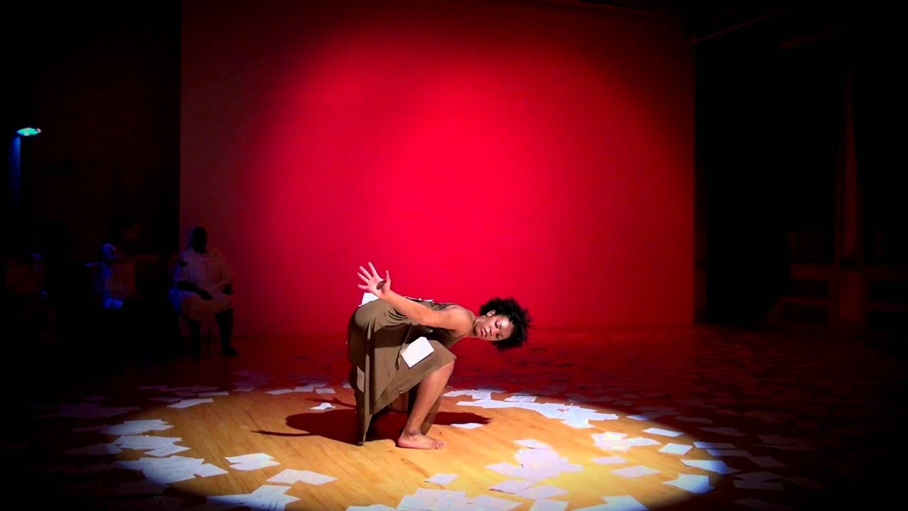 Movement Of The People Dance Company ~ Her Veiled Reflection ~ Candace Tabbs