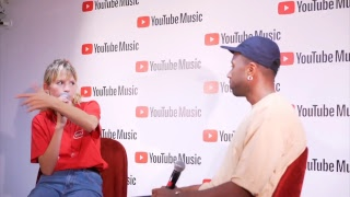 Angèle - Youtube Music Q&A Session