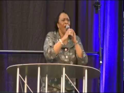 May I Be Free To Speak - Bishop Jackie McCullough