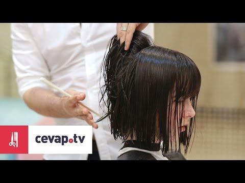 Küt saç kesimi nasıl yapılır?